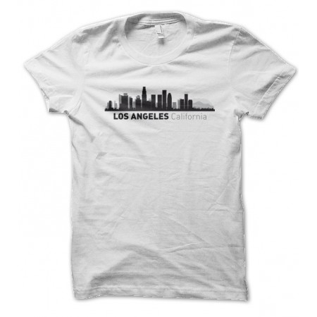 T-shirt SkyLine Los Angeles City