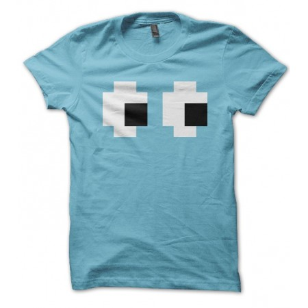 T-shirt Ghost from Pac-Man by T-GeeK