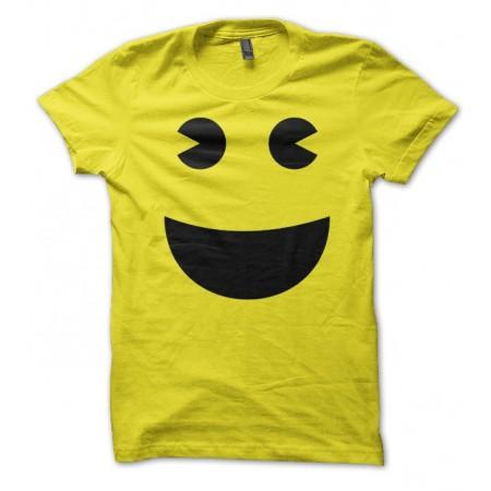 T-shirt Pac Man Jaune by T-GeeK