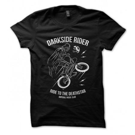 Tee Shirt DarkSide Rider, Le côté obscure du BMX
