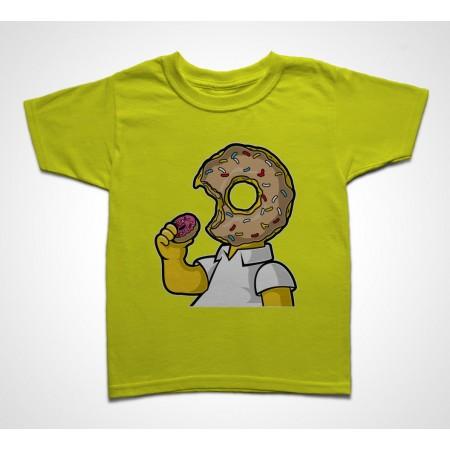 Tee shirt Enfant J'adore les Donuts