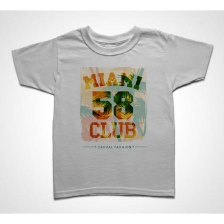 Tee shirt Enfant Miami Club