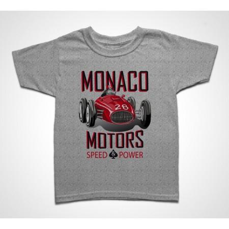 Tee shirt Enfant Monaco Motors