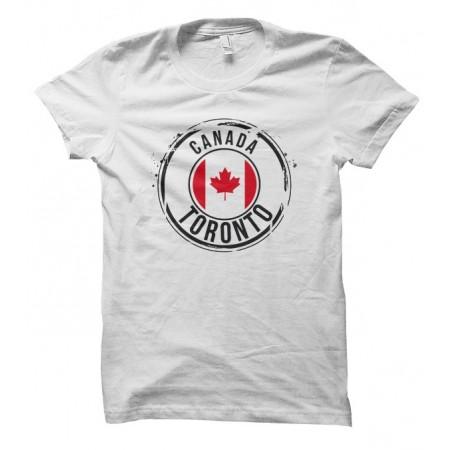 T-shirt Stamp Canada Toronto