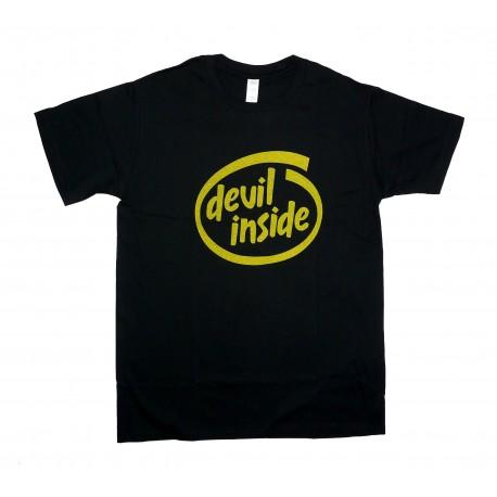 T-shirt Devil Inside