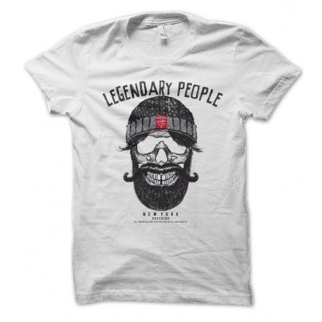 T-shirt Legendary People