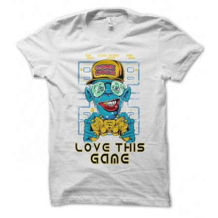 T-shirt I Love this Game