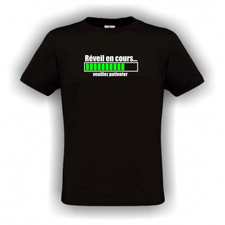T-shirt Reveil en cours, veuillez patienter...