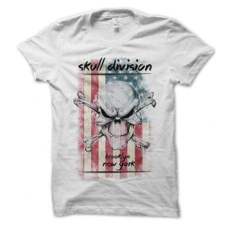 T-shirt Skull Division