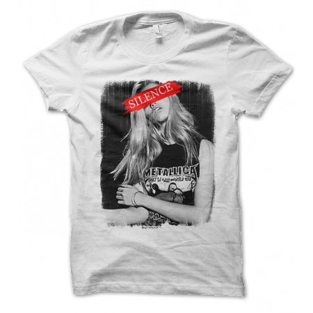 t-shirt Groupie Metallica Siclence