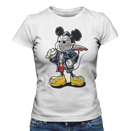 T-shirt Femme Jason Mouse