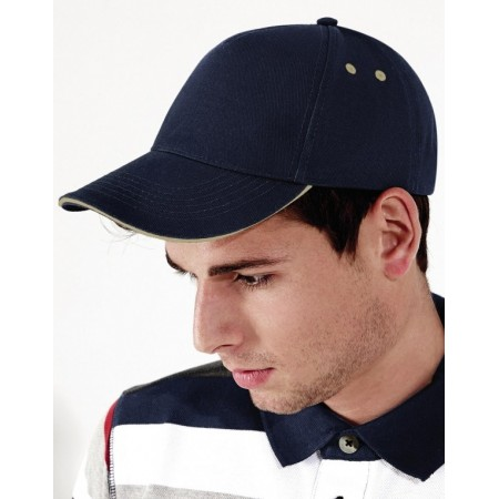 PACK Casquette Sandwich Ultimate Sérigraphie Broderie