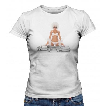 T-shirt Femme Miss DeeJay