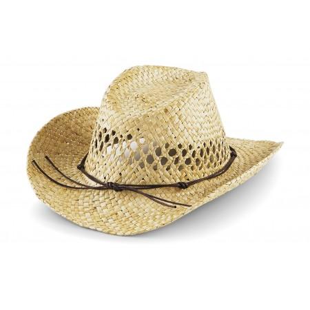 Chapeau Straw Cowboy