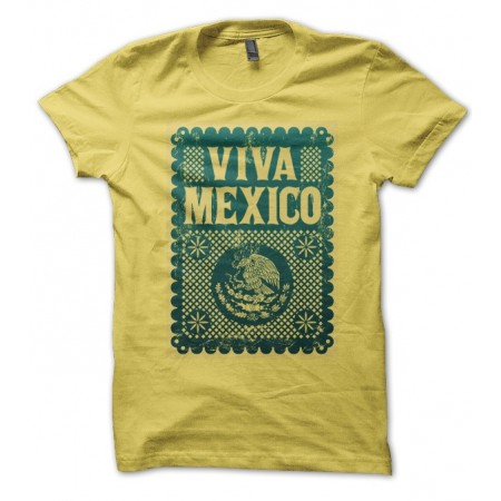 T-shirt vintage Viva Mexico