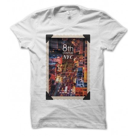 T-shirt 8th avenue New York City