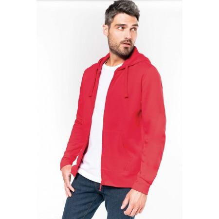 Kariban Sweat Shirt CAPUCHE ZIPPÉ LOURD, 300gr/m²