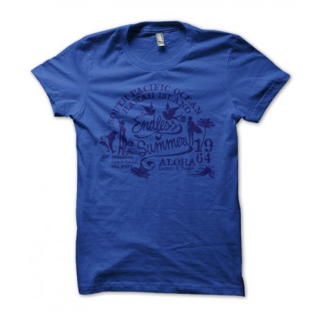 T-shirt Endless Summer Pacific Riders Hawaii