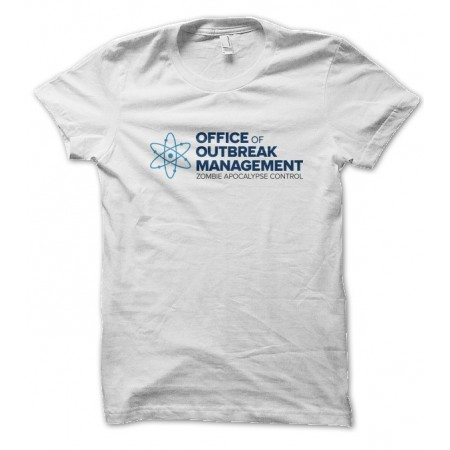 T-shirt Zombie Apocalypse Control Walking Dead