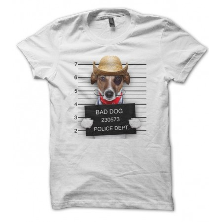 T-shirt BaD DoG